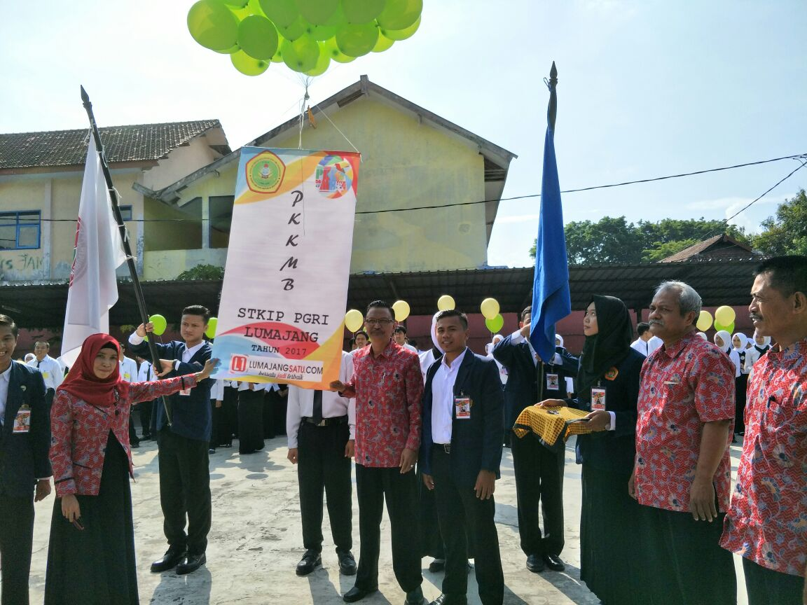 PKKMB STKIP PGRI LUMAJANG TAHUN 2017