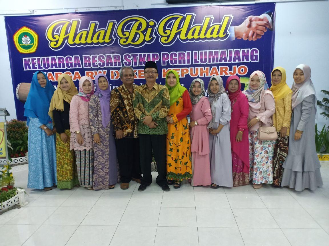 Halal Bi Halal STKIP PGRI Lumajang
